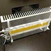 Cheap DIY high power LED grow lights: Introducing the Zip-tie lamp